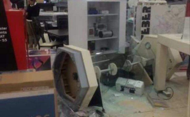 Hay al momento 400 tiendas saqueadas en el país, reporta ANTAD