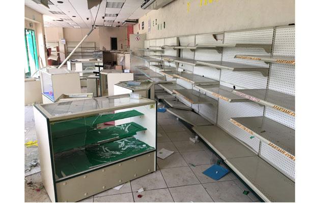 Madrugada de rumores se vivió en Veracruz; temieron saqueos en casas