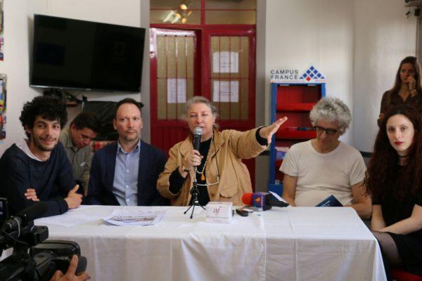 Francia desarrollará proyectos en Veracruz para fortalecer lazos económicos y académicos