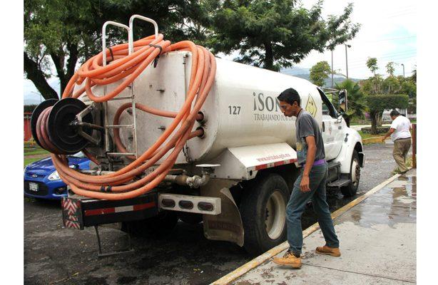Sin agua en 14 comunidades de Córdoba