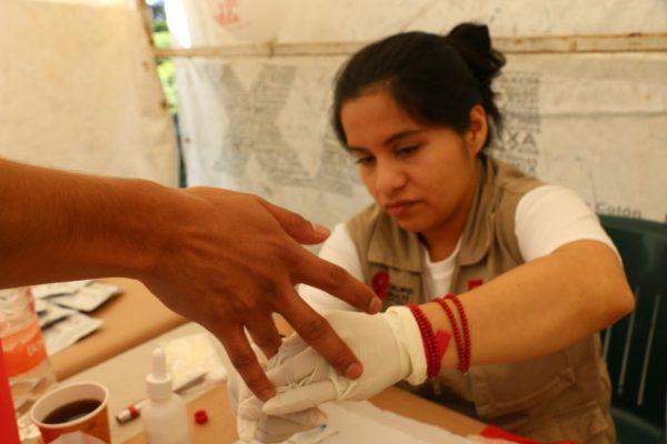Mediáticas las acciones contra pruebas falsas de VIH: Multisectorial