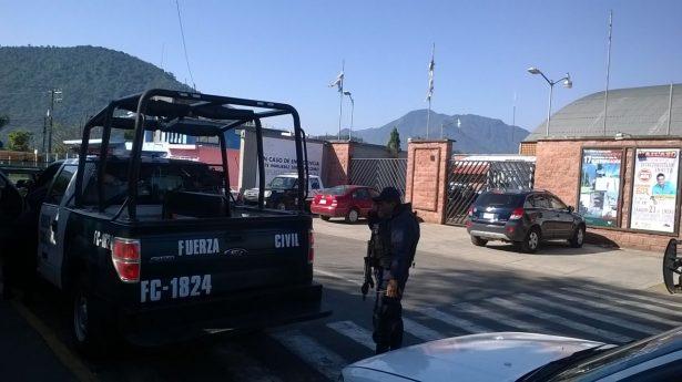 Concentran a 70 policías de Ixtaczoquitlán en El Lencero