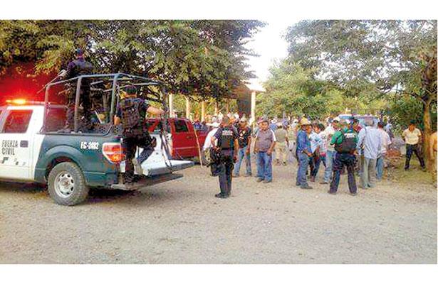 Se enfrentan los 400 Pueblos y Liberación Veracruzana por control de predios