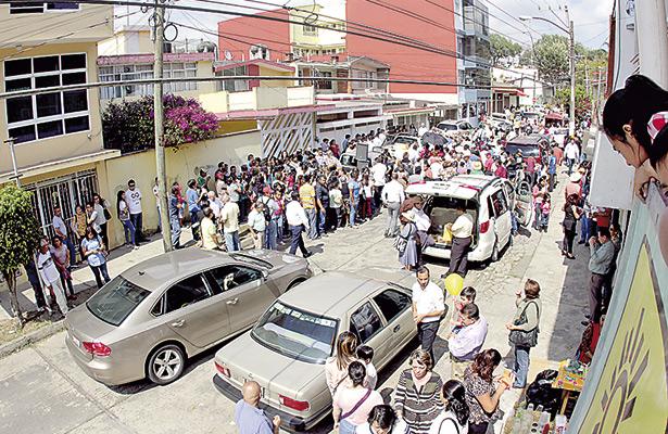 En 70 alcaldías, más de 200 aspiran a ser postulados por el PRD