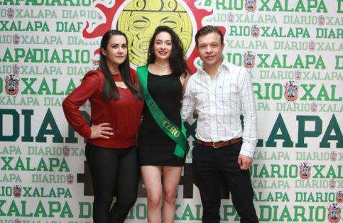 Norma Sánchez, Francis Barradas y Ricardo Viveros. Foto: René Corrales