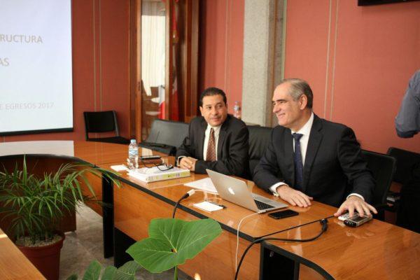 Ha presentado SIOP cinco denuncias  por irregularidades: Julen Rementería