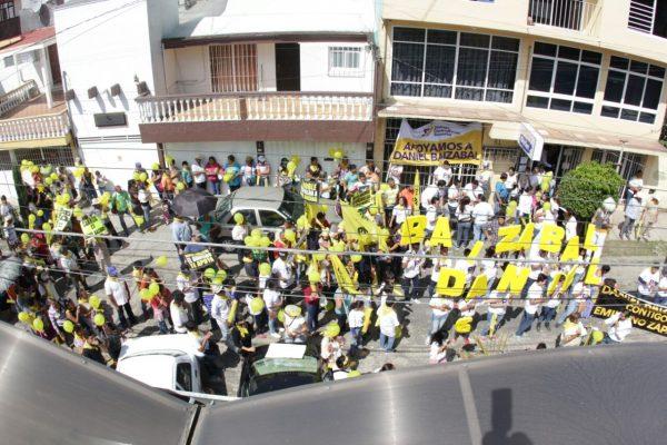 Perredistas esperan el último día para registrarse por una candidatura