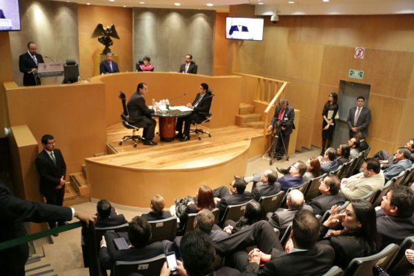 Importante hacer justicia real: Adín de León  Gálvez