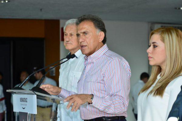 Anuncia gobernador inversión de 5 mil millones de pesos para mejorar la seguridad en el estado