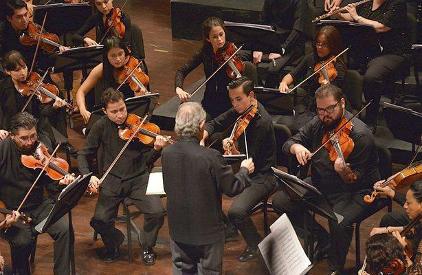 Estreno mundial presenta hoy la Filarmónica de Boca del Río