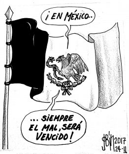 ¡Viva México!…