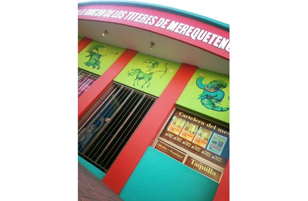 Con apoyo de fundación española, ampliarán teatro de títeres de Xalapa