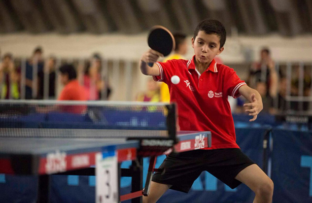 Rogelio Castro viajó a Europa para campamento previo a la Olimpiada Nacional