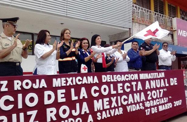 Apatía de autoridades para  apoyar a Cruz Roja en Minatitlán