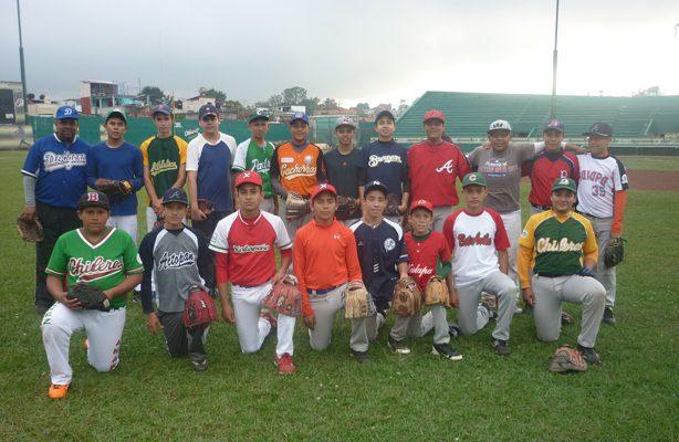 Ya tiene campeones la Liga Xalapeña de Beisbol Infantil y Juvenil
