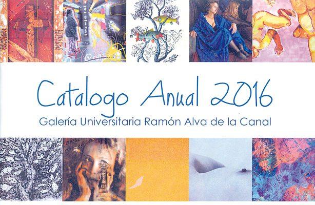 Galería Ramón Alva de la Canal presenta su Catálogo 2016