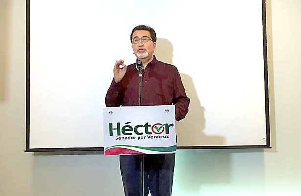 Yunes, peor que Duarte, evalúa Héctor