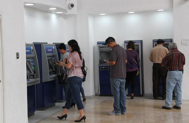 Sucursales bancarias serán clausuradas de no contar con vigilancia