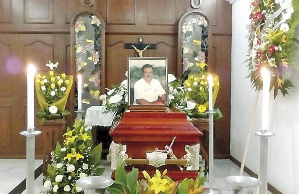 Por el asesinato del periodista Ricardo Monluí sociedad exige justicia