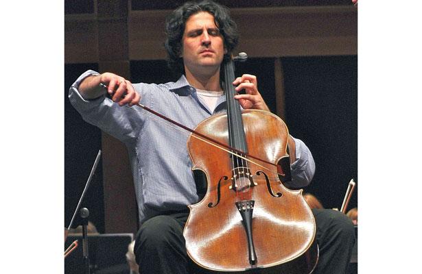 Amit Peled e Inti Bullón, solistas con la Orquesta Sinfónica de Xalapa