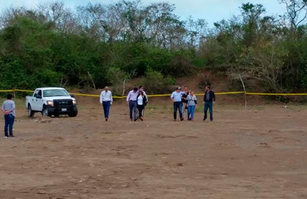 Suman 47 cráneos hallados en fosa de Alvarado