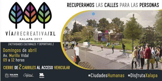 Vía Recreativa de Murillo Vidal recuperará espacios para la gente
