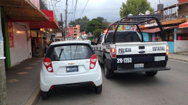 """Balazos afuera de taquería en la colonia Salud durante intento de """"levantón"""""""