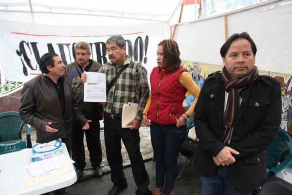 Morena impone candidatos del PRI y PAN: Carlos Tress Ogazón