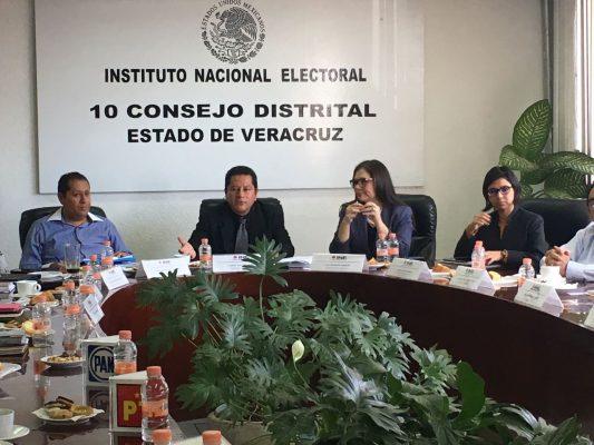No habrá casillas especiales en el distrito 10 de Xalapa