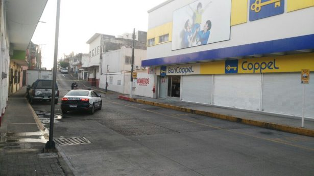 Roban en Coppel de la avenida 11 de Córdoba