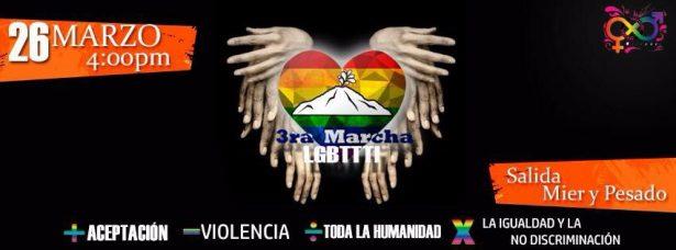 Se alista Colectivo Igualdad para su tercera marcha Lgbttti