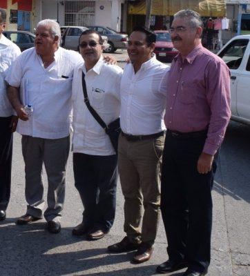 Se accidentaron precandidatos del PRI en la Totomoxtle – Tuxpan