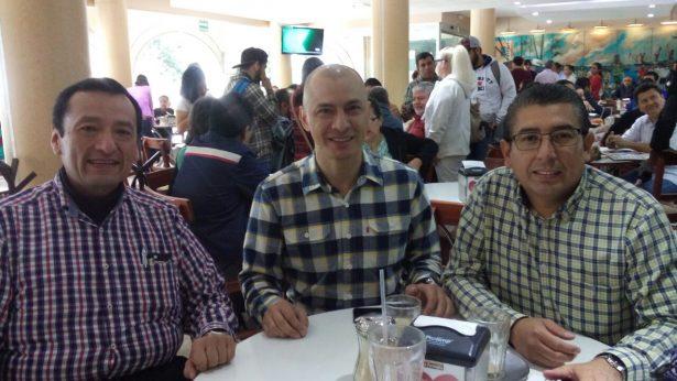 Busca Meza Abud candidatura de Xalapa por el PRD