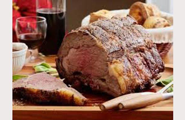 Receta|Roast beef