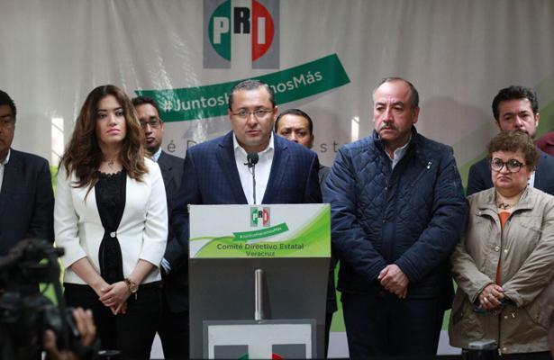 Yunes Linares, con objetivos insaciables de venganza, acusa el PRI de Veracruz