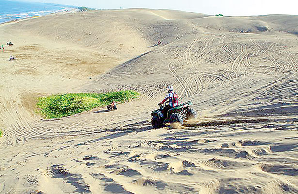Venden dunas de San Isidro por Internet, denuncia Pronatura