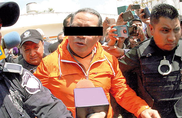 Flavino Ríos seguirá su proceso en arraigo domiciliario