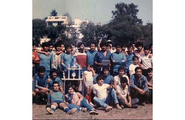 Este Dique se coronó campeón en la Liga Universitaria en marzo de 1986 venciendo a otro grande como lo fue Colfraima.