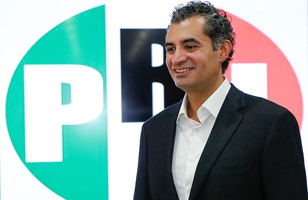 Amenazan a candidatos priistas, denuncia Ochoa Reza