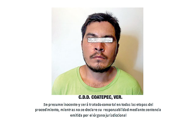 Detienen a presunto asesino de extesorero de Coatepec