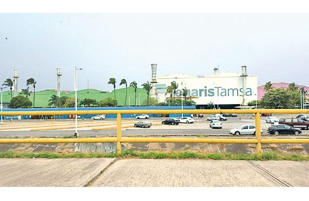 Paran producción en TAMSA tras detención de Pascual Lagunes