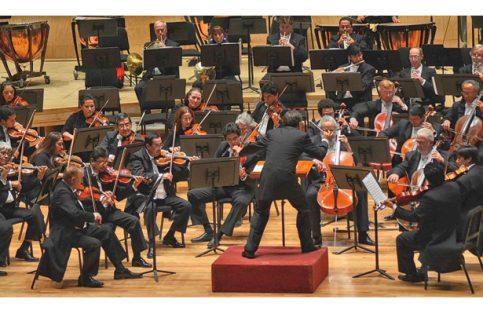 Orquesta Sinfónica de Xalapa.