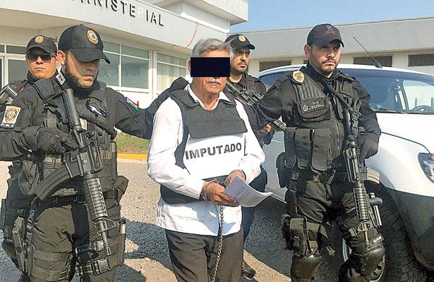 Detienen a líder sindical de TAMSA por homicidio, lesiones y terrorismo