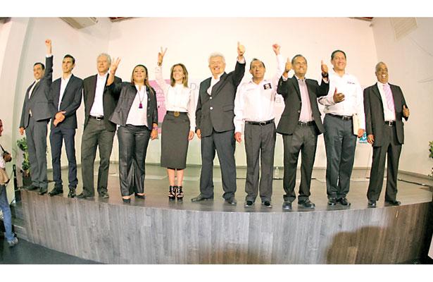 Desorganizado debate del OPLE entre candidatos en Xalapa