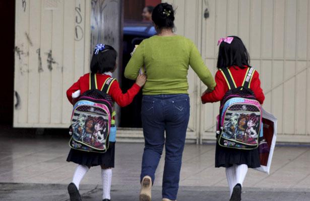 Más de 2 millones regresarán a clases el lunes: SEV
