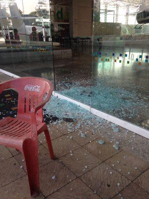 Se metieron a robar a las instalaciones del MIX, en Xalapa