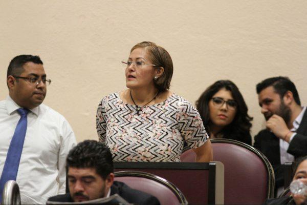 Eva Cadena confía en que no será desaforada
