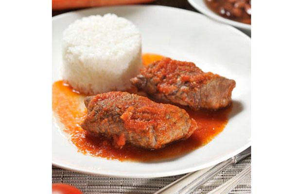 Receta|Filetes a los cinco chiles