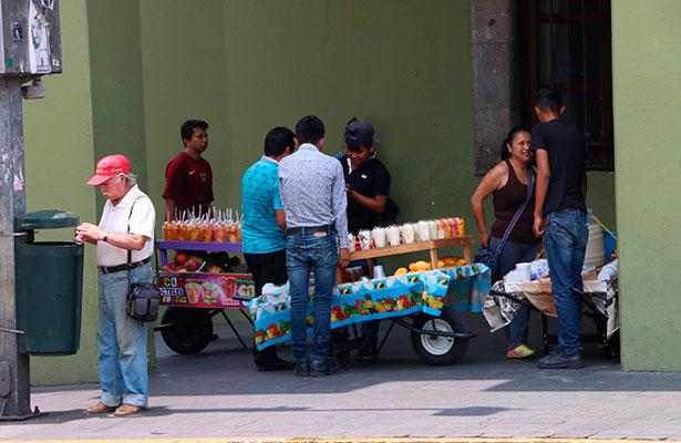 No más ambulantes en las calles, pide Canaco