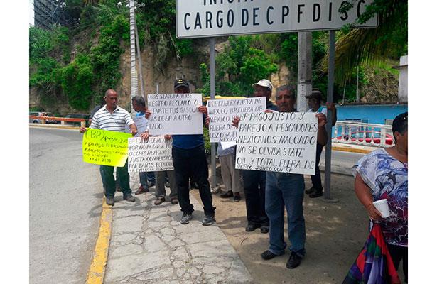 Pescadores no han recibido indemnización por British Petroleum